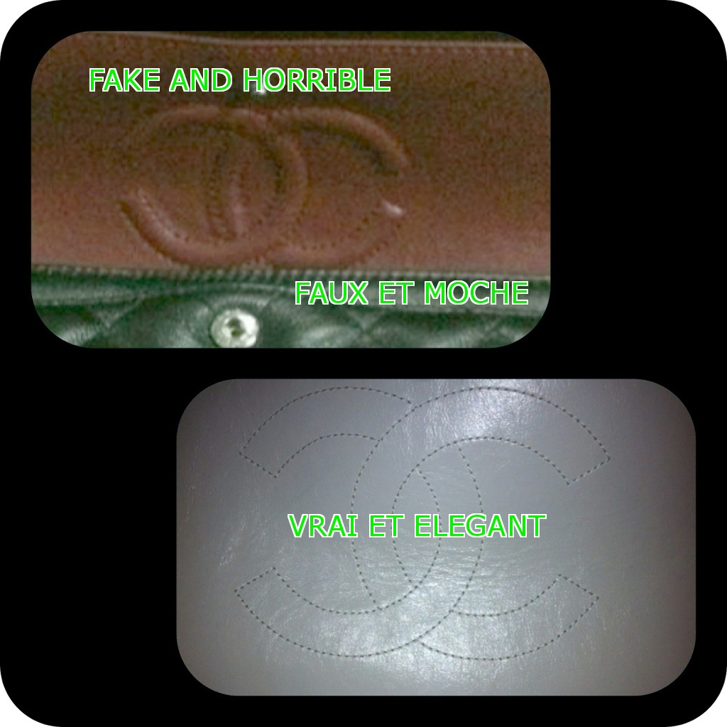 faux ostrich leather handbags - ChanelSassykimchi | Sassykimchi