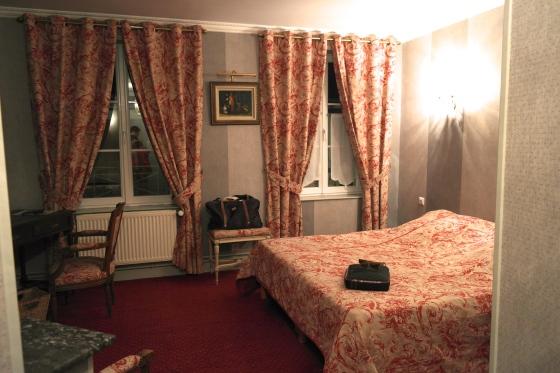 Notre magnifique chambre